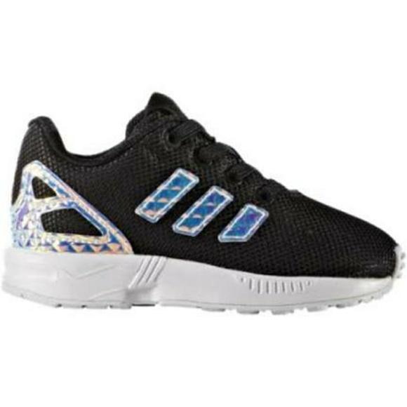 quality design d0881 9d195 Adidas Zx Flux El I Toddler Shoes CG3594 P1PS Boutique